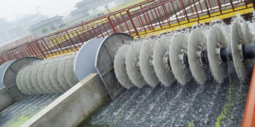 和龙市污水处理厂