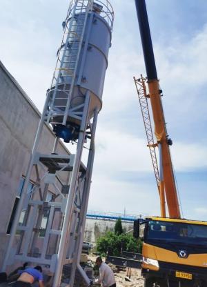 龙井市污水厂提标改造项目